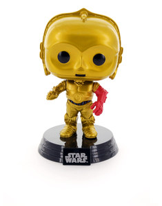 Funko Star Wars Episode 7 C-3 Pop Vinyl Figure