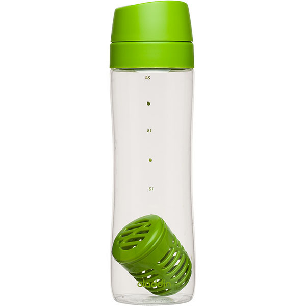 Alladin Infuse Water Bottle 0.7 Green