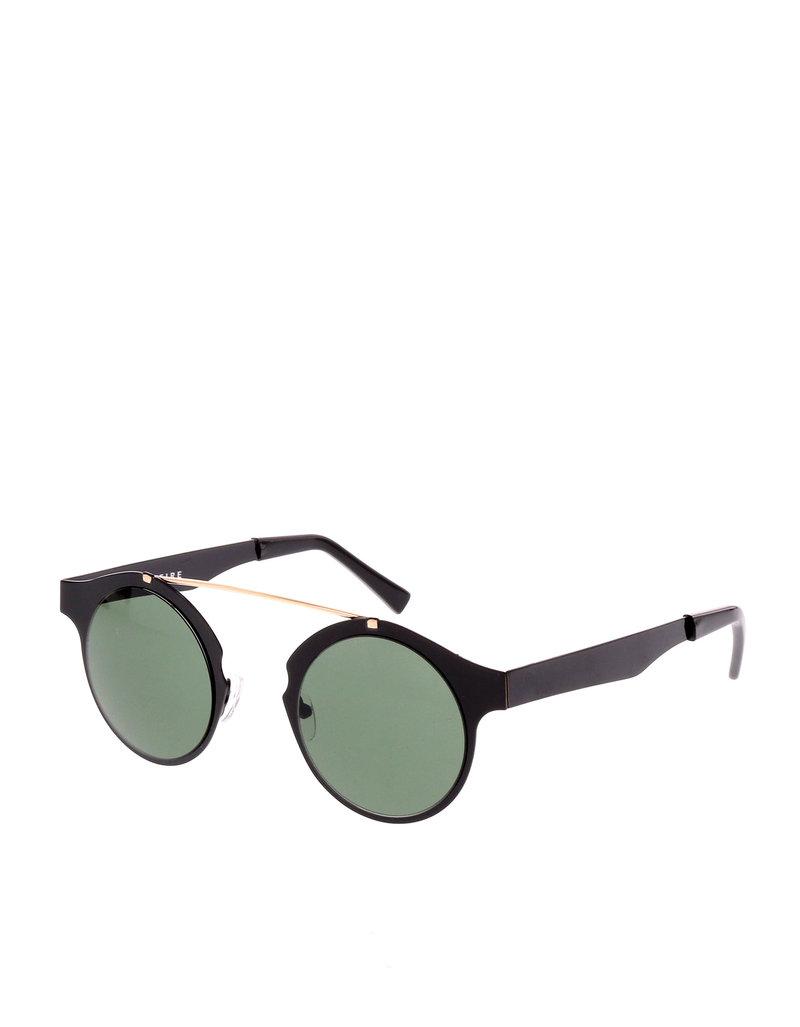 b224f08f4b Spitfire Uk Intergalatic Black Gold Black Sunglasses