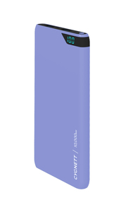 Cygnett ChargeUp Boost 10000mAh Lilac Power Bank