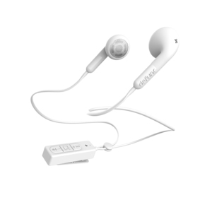 Defunc +Talk White Bluetooth In-Ear Earphones