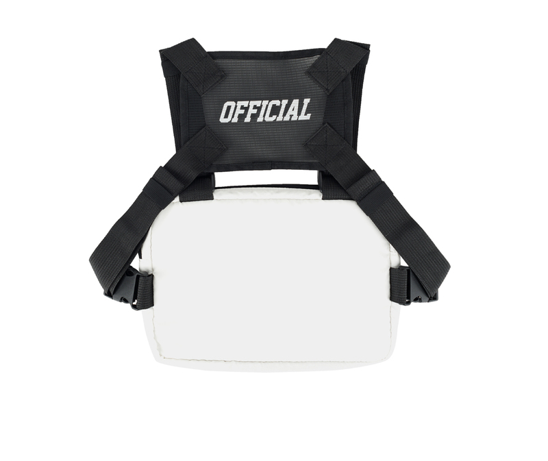 Official 3M Melrose Chest Utility Bag White