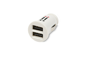 AIIno Car Charger 3.1A 2USB White