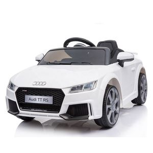 Audi TT Electric Ride-On Car White