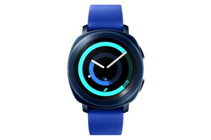 Samsung Gear Sport Smartwatch Blue