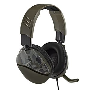 Turtle Beach Recon 70 Green Camo Multi-Platform Gaming Headset