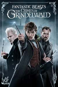 Fantastic Beasts: The Crimes Of Grindelwald [4K Ultra HD][2 Disc Set]