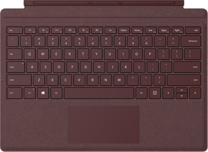 MICROSOFT SURFACE PRO SIGNATURE TYPE COVER BURGANDY