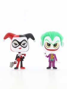 Funko Pop DC Harley Quinn & The Joker [2 Pack]
