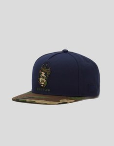 Cayler & Sons WL Legend Navy/Woodland Cap
