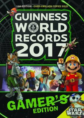 Guinness World Records Gamer's: 2017