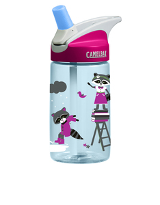 Camelbak Eddy Kids 0.4L Raccoons Water Bottle