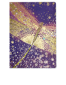 Go Stationery Opium Dragonfly A5 Notebook