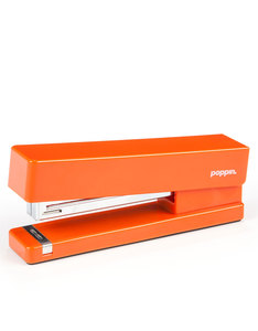 Poppin Inc Stapler Orange