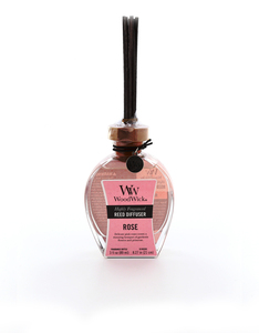 Woodwick Reed Diffuser 3oz Rose