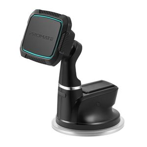 Promate MagMount-5 Blue Anti-Slip Cradle Free Magnetic Car Mount
