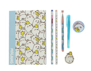 Blueprint collections virgin megastore blueprint collections molang super stationery set malvernweather Gallery