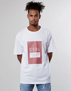 Cayler & Sons ED01 Oversized White T-Shirt
