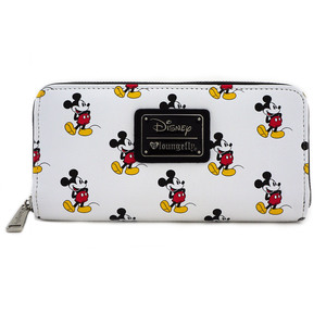Loungefly Disney Classic Mickey Zip Around Wallet