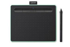 Wacom Intuos S Pistachio Bluetooth Graphic Tablet