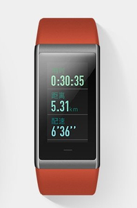 Xiaomi Amazfit Cor Red Smart Watch