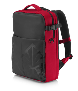 "HP OMEN 17.3"" Black/Red Gaming Backpack"