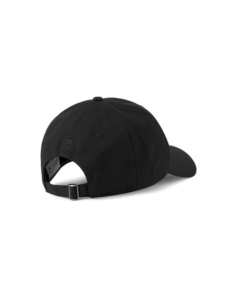 Cayler & Sons Crowned Curved Men's Cap Black/Mc