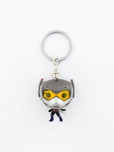 Funko Pop Ant-Man & Wasp Wasp Bobble-Head Vinyl Keychain