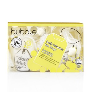 Bubble T  Stimulating T Bags Lemongrass & Green Tea