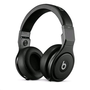 Beats by Dr. Dre Pro Supraaural Headphones Black