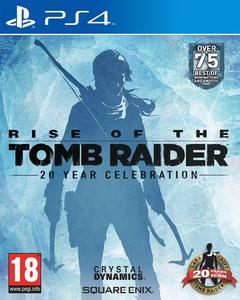 Rise of the Tomb Raider: 20 Year Celebration - PS4