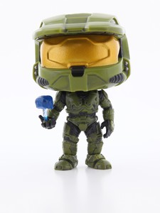 Funko Pop Halo S1 Master Chief with Cortana Vinyl Figure