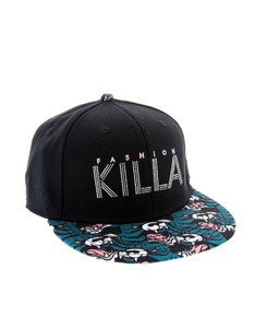 Cayler & Sons Killa Red/Black-White/Green Cap