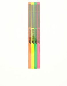 Letterbox Paris Thermo Pencils [Set Of 4]