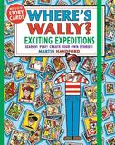 Where's Wally? Exciting Expeditions: Search! Play! Create Your Own Stories!