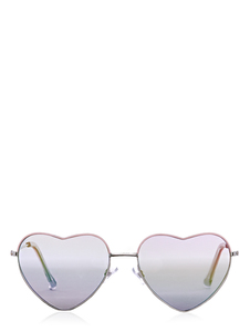 Skinny Dip Madison Pink Reflective Sunglasses