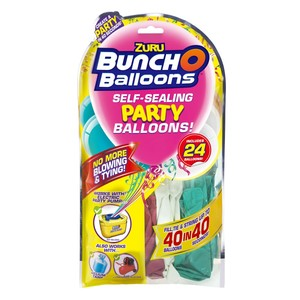 Bunch O Balloons Party Refill Mixed Pack Pink/Teal/White