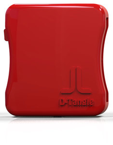 D-Tangle Red Cable Management