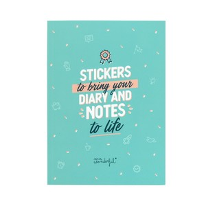 Diaries 2020 to Bring Your Diary and Notes to Life Stickers