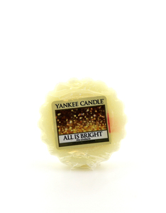 Yankee Candle Tarts/Wax Melts All Is Bright White