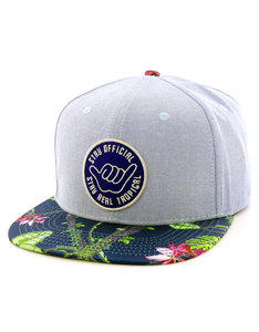 Official Real Tropical Chambray/Multi Men Cap