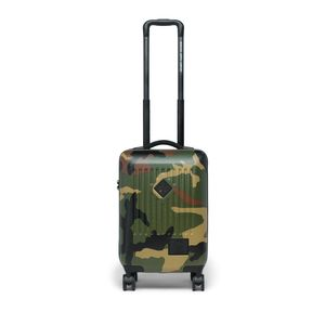 Herschel Trade Carry On Rolling Luggage Woodland Camo 34L