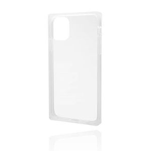 Gramas Glasty Glass Hybrid Shell Case Clear For Iphone 11