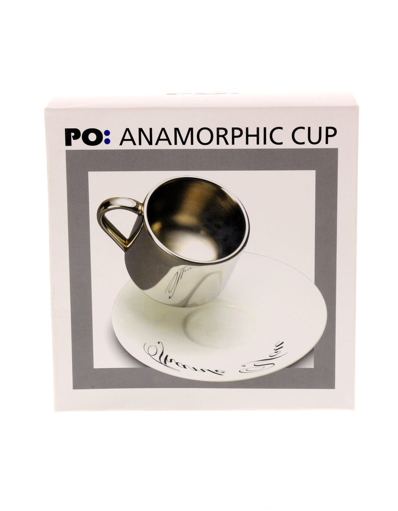 Po Selected Anamorphic Cup Happy Birthday