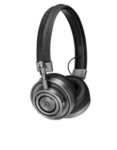 Master & Dynamics Mh30G1 Gunmetal On Ear Headphones