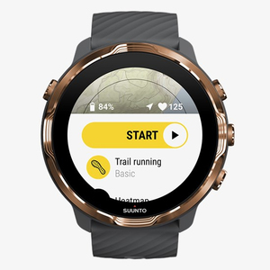 Suunto 7 Graphite Copper Smart Watch