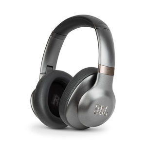 JBL Everest Elite V750 Gun Metal Noise Cancelling On-Ear Headphones