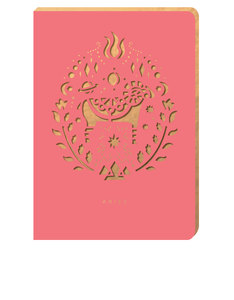 Portico Design Aries Zodiac Red A6 Notebook