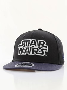 New Era Gitd Star Wars Kids Cap Black/Gray