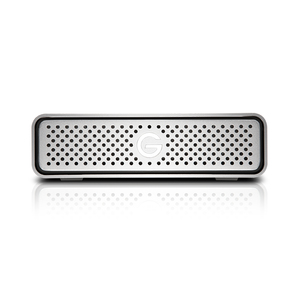 G-TECHNOLOGY G-DRIVE USB G1 2TB SILVER EXTERNAL HARD DISK